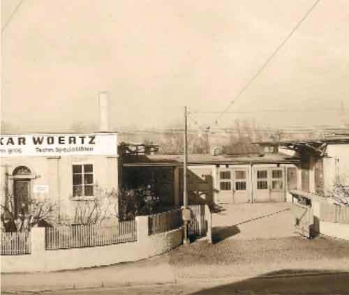 azienda storica woertz