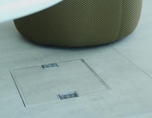 impianti elettrici a pavimento