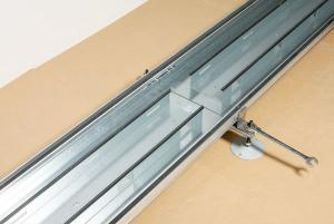 istruzioni montaggio impianto a filo pavimento woertz