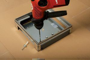 istruzioni per il corretto montaggio impianto a torretta woertz