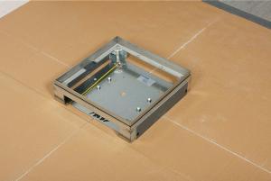 istruzioni per montaggio impianto a pavimento