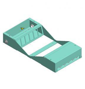scatola di derivazione per pavimento flottante