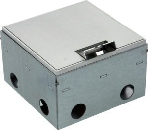 scatola di derivazione woertz