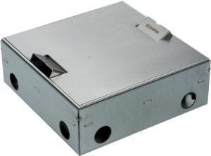 scatola di derivazione con coperchio
