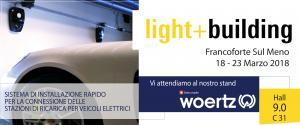 light & building fiera internazionale