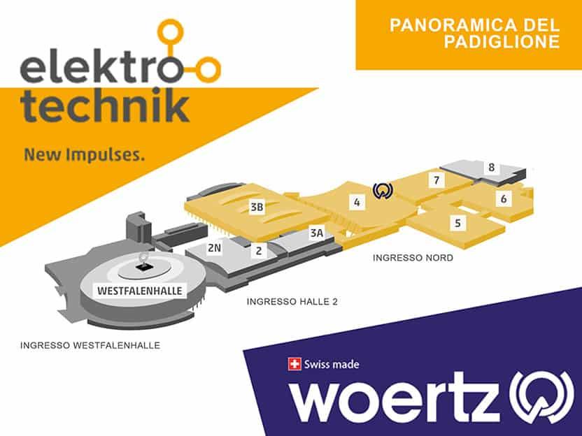 Electro Technik 42° edizione della Fiera Internazionale dell'Elettronica di Dortmund Messe Westfalenhallen Dortmund GmbH